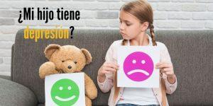 qué hacer ante un caso de depresión infantil y juvenil