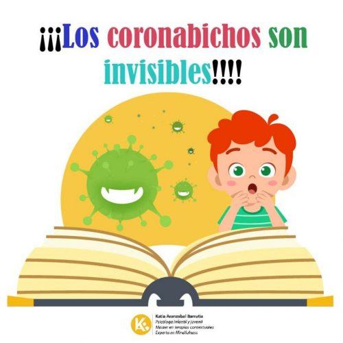 CUENTO INFANTIL CORONAVIRUS