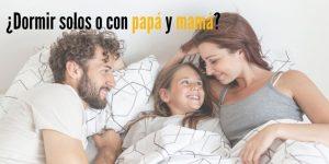 como y cuando nuestros hijos deben dormir solos