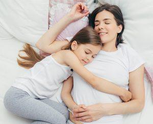 Dormir solo implica una separacion