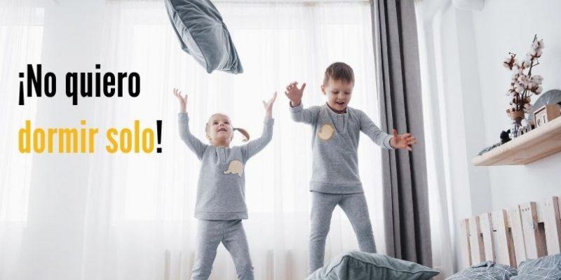 dormir solo consejos para lograr que tus hijos lo hagan
