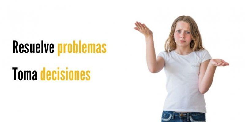 Cómo educar a tus hijos a tomar decisiones y resolver problemas
