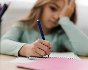 Hambre, sueño o estrés no ayuda a la concentración