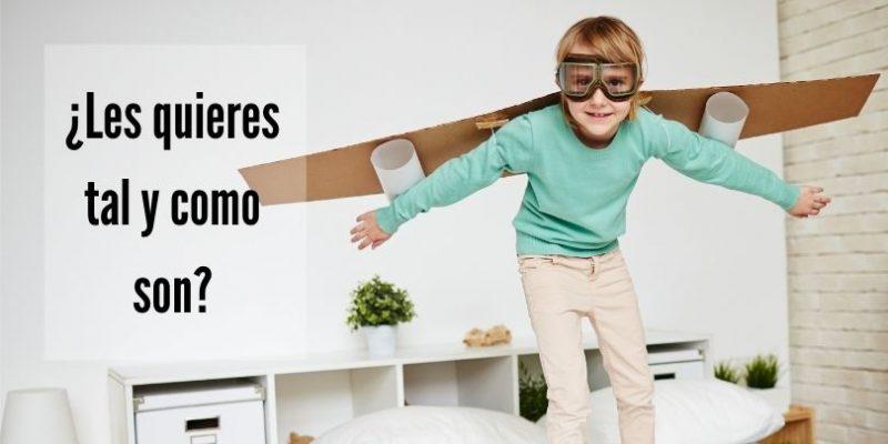 Potenciar capacidades niños