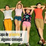 La socialización en niños de 8 a 12 años entre